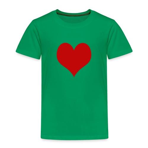 Love&Love - Maglietta Premium per bambini