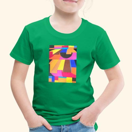 Z003A - Camiseta premium niño