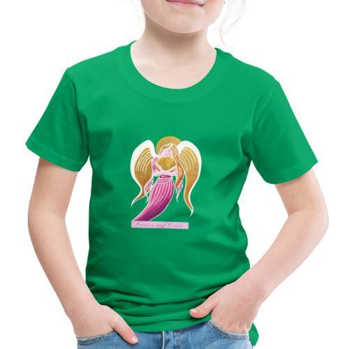 Engel der Weihnacht - Sonja Ariel von Staden - Kinder Premium T-Shirt