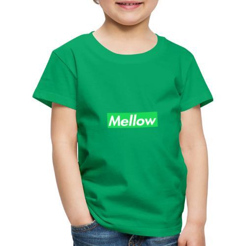 Mellow Green - Kids' Premium T-Shirt