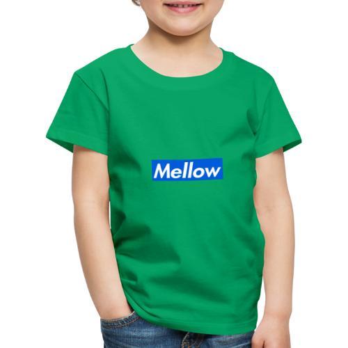 Mellow Blue - Kids' Premium T-Shirt