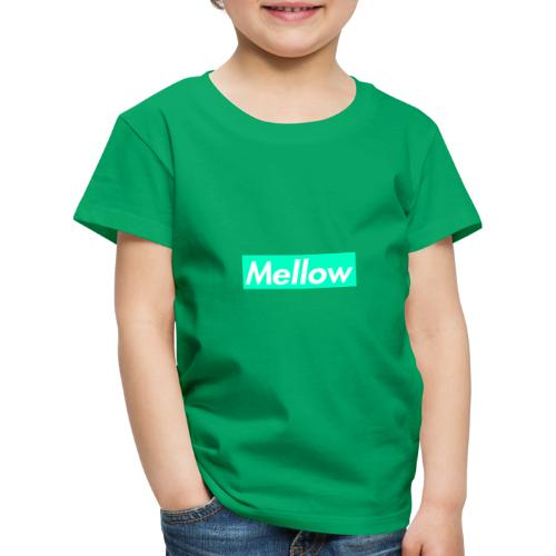 Mellow Light Blue - Kids' Premium T-Shirt