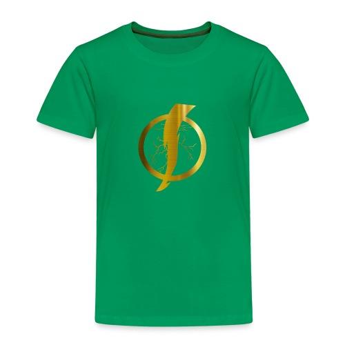 Static Shock Logo - Kids' Premium T-Shirt