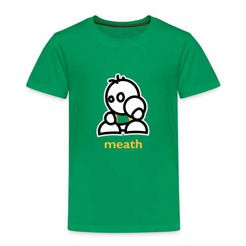 artwork meath footballer - Kids' Premium T-Shirt