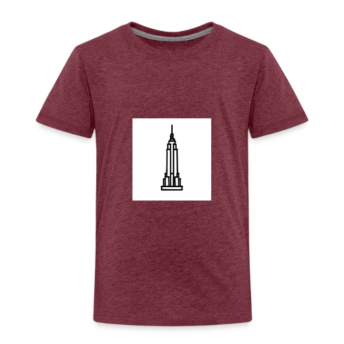 Empire State Building - T-shirt Premium Enfant
