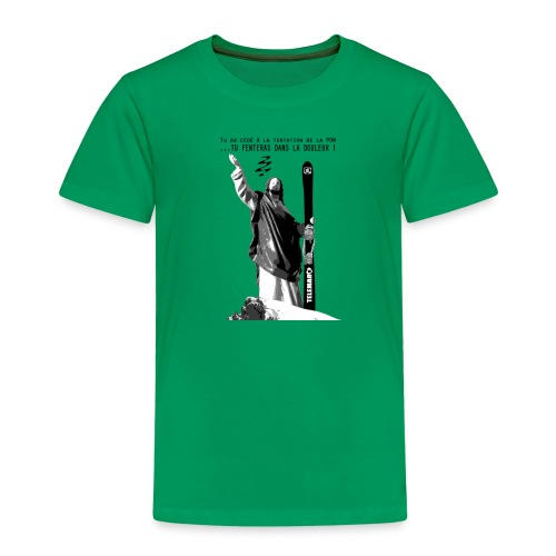 2017 Jesus Telemark - T-shirt Premium Enfant