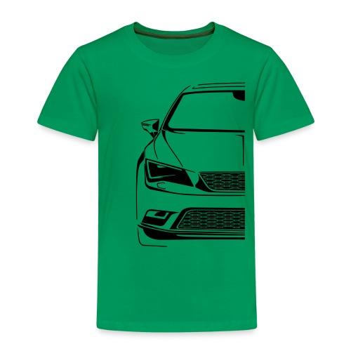 CAR-F-0101020-000-100-0 - Kinder Premium T-Shirt