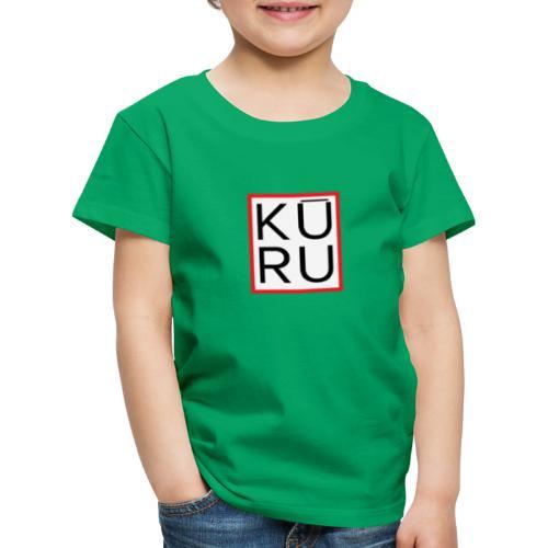 Logo Kuru - Camiseta premium niño
