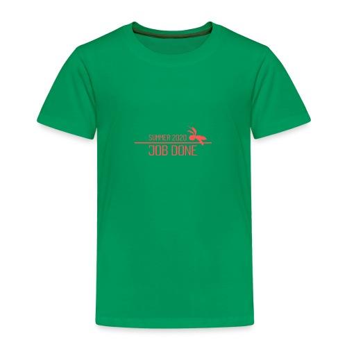 56 summer done - Kinder Premium T-Shirt