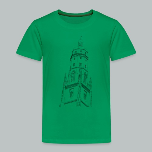 Nördlingen T-Shirt Daniel schwarz - Kinder Premium T-Shirt