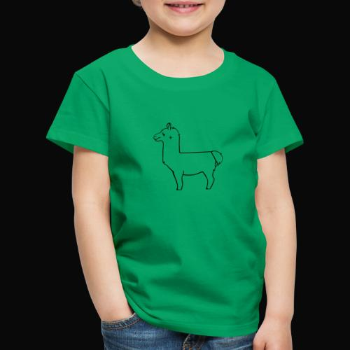 Lama Design - Kinder Premium T-Shirt