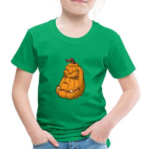 pumpkin - Kinder Premium T-Shirt