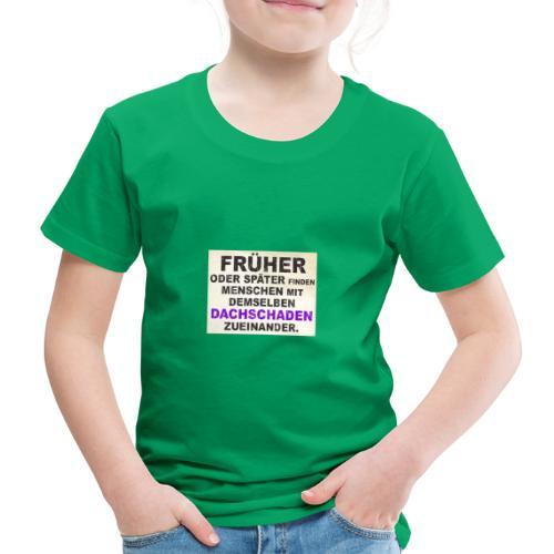 lustige sprueche menschen - Kinder Premium T-Shirt