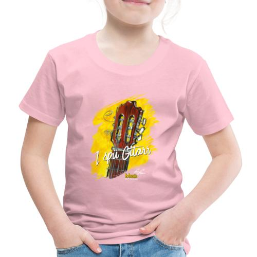 I spü Gitarr - limited edition '19 - Kinder Premium T-Shirt
