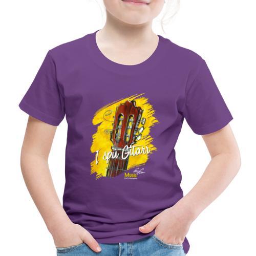 I spü Gitarr - limited edition '19 - Kinder Premium T-Shirt
