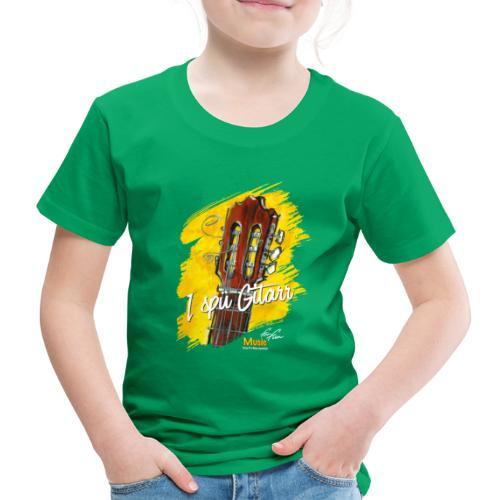 I spü Gitarr '19 - limited edition - Kinder Premium T-Shirt