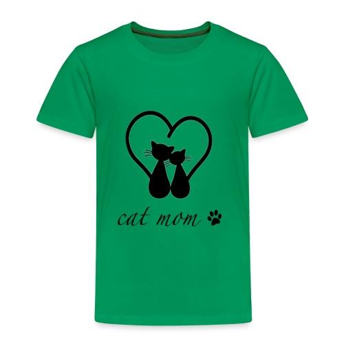 Geschenkidee Katzenmama - Kinder Premium T-Shirt