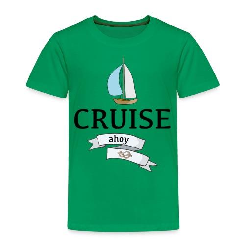 Schiff - Kinder Premium T-Shirt