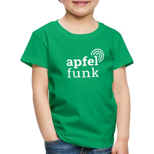 Apfelfunk Dark Edition - Kinder Premium T-Shirt