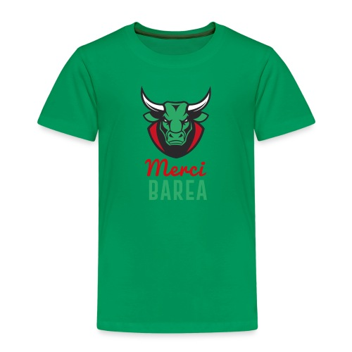 Merci BAREA - T-shirt Premium Enfant
