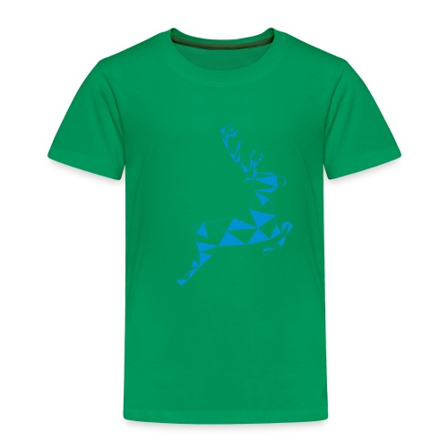 red nose rudolf - Kinder Premium T-Shirt