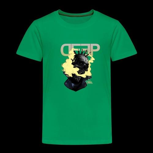 DEEP 30K - Maglietta Premium per bambini