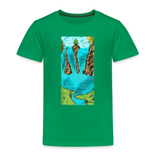 Screenshot 20180930 121547 Samsung Notes - Kinder Premium T-Shirt