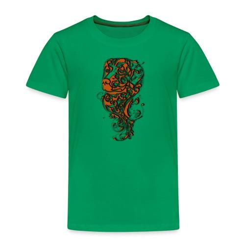 Perro café - Camiseta premium niño