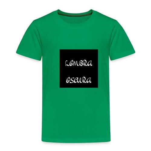 LOMBRA OSCURA - Maglietta Premium per bambini