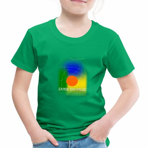 DUNE OF THE PILAT Trend - Kids' Premium T-Shirt