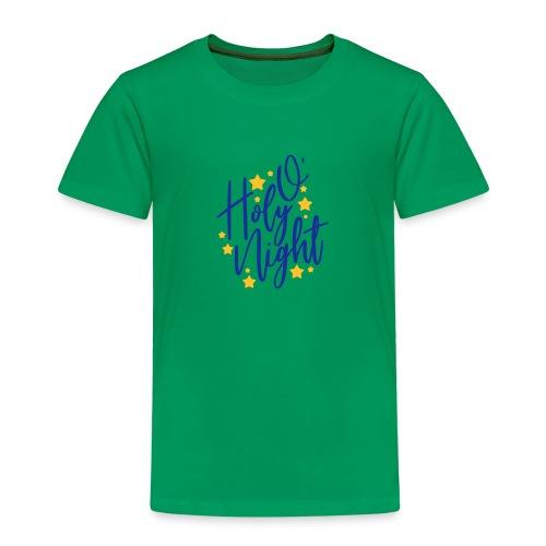 o holy night - Kinder Premium T-Shirt