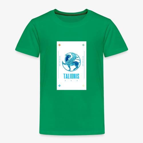BLUE TALIONIS - Børne premium T-shirt