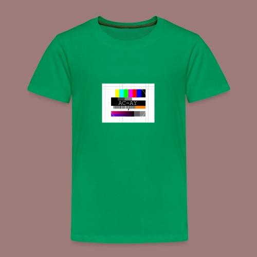 AC-AY STÖRBILD - Kinder Premium T-Shirt