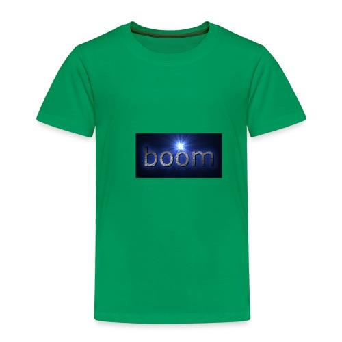 BOOOM - Koszulka dziecięca Premium