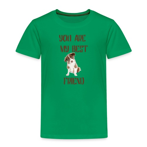 you are my best friend - T-shirt Premium Enfant