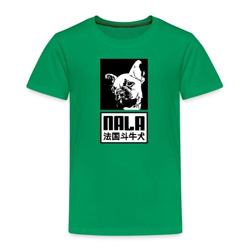 nala Piktogramm - Kinder Premium T-Shirt