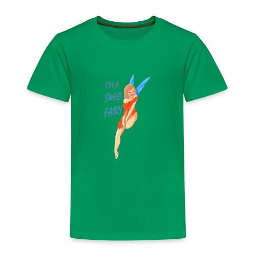 Sweet Fairy - Maglietta Premium per bambini