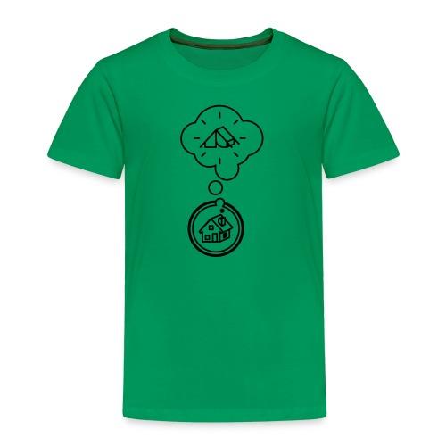 abenteuercs5 02 - Kinder Premium T-Shirt