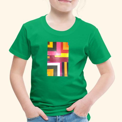 Z002A - Camiseta premium niño