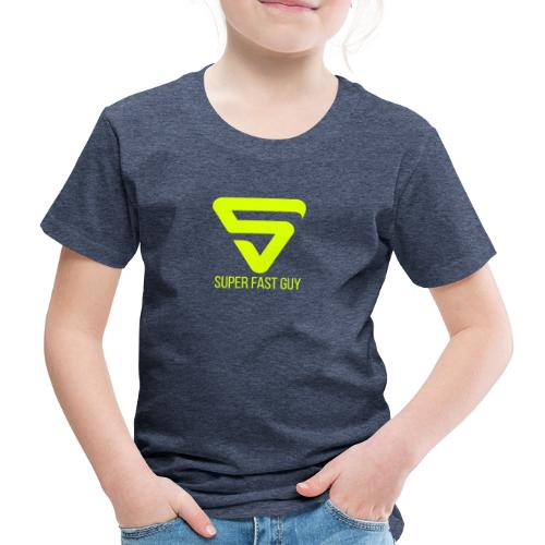 Super Fast Guy - T-shirt Premium Enfant