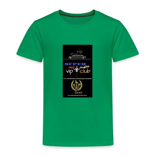 Ontwerp zonder titel 3 - Kinderen Premium T-shirt