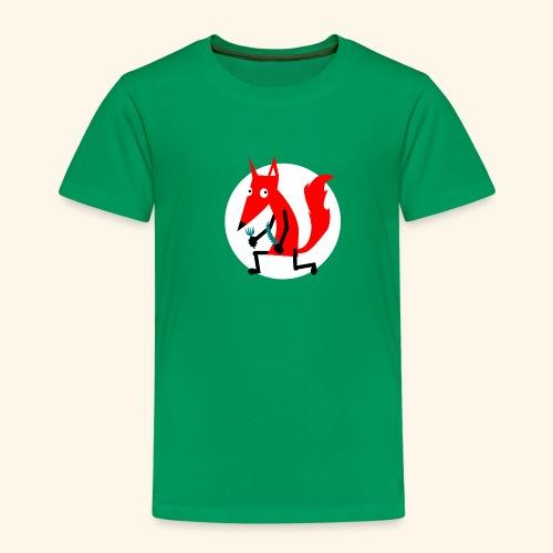 Zeichnung - Kinder Premium T-Shirt