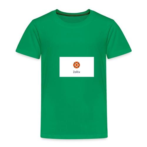 zoRix merch - Premium-T-shirt barn