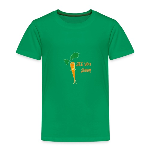 Karotte - Kinder Premium T-Shirt