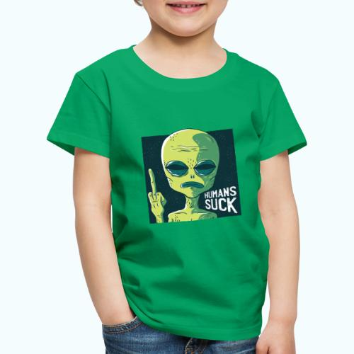 Humans Suck Limited Edition - Kids' Premium T-Shirt