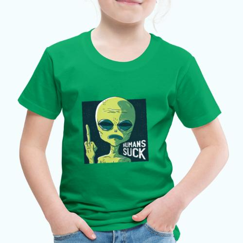 Humans Suck Limited Edition - Kids' Premium T-Shirt