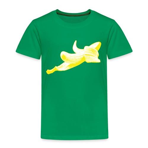 BANANA - Børne premium T-shirt