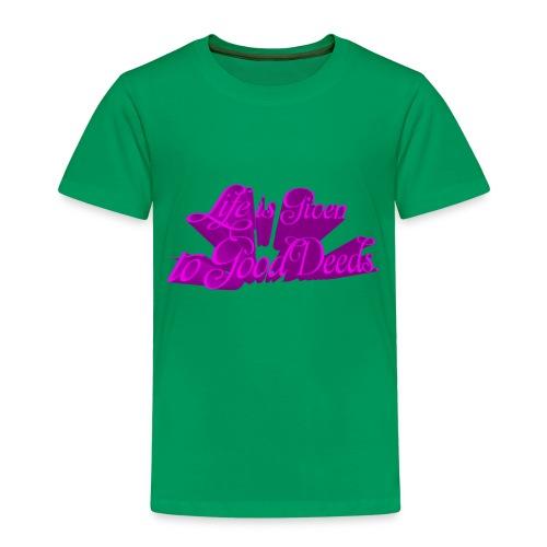 il più venduto - Maglietta Premium per bambini