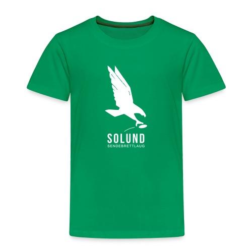 SolundSendebrettlaug-B - Premium T-skjorte for barn