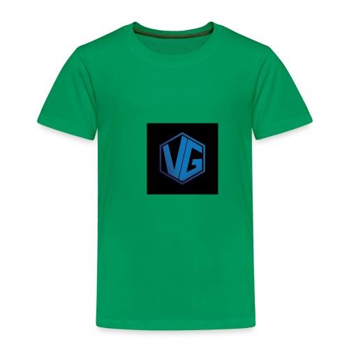 Victory Gamer - Maglietta Premium per bambini